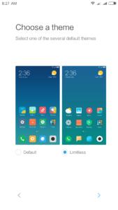 Xiaomi Mi5X AI Assitent 3