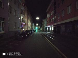 Xiaomi Mi5X Nachtaufnahme 1 300x225