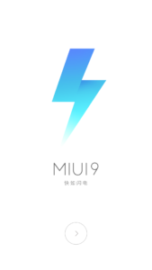 Xiaomi Mi5X schnelles MIUI 9 2