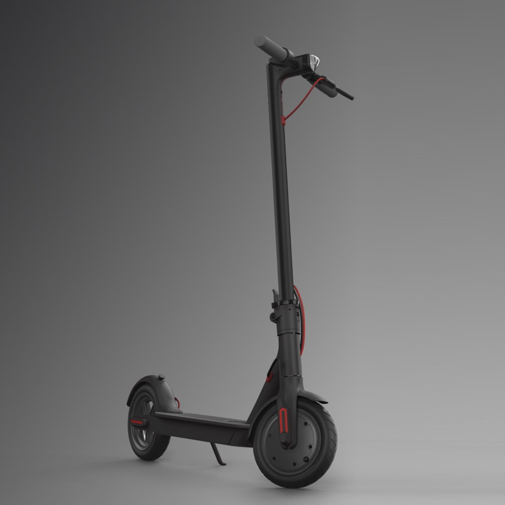 xiaomi mijia scooter m365 testbericht. Black Bedroom Furniture Sets. Home Design Ideas