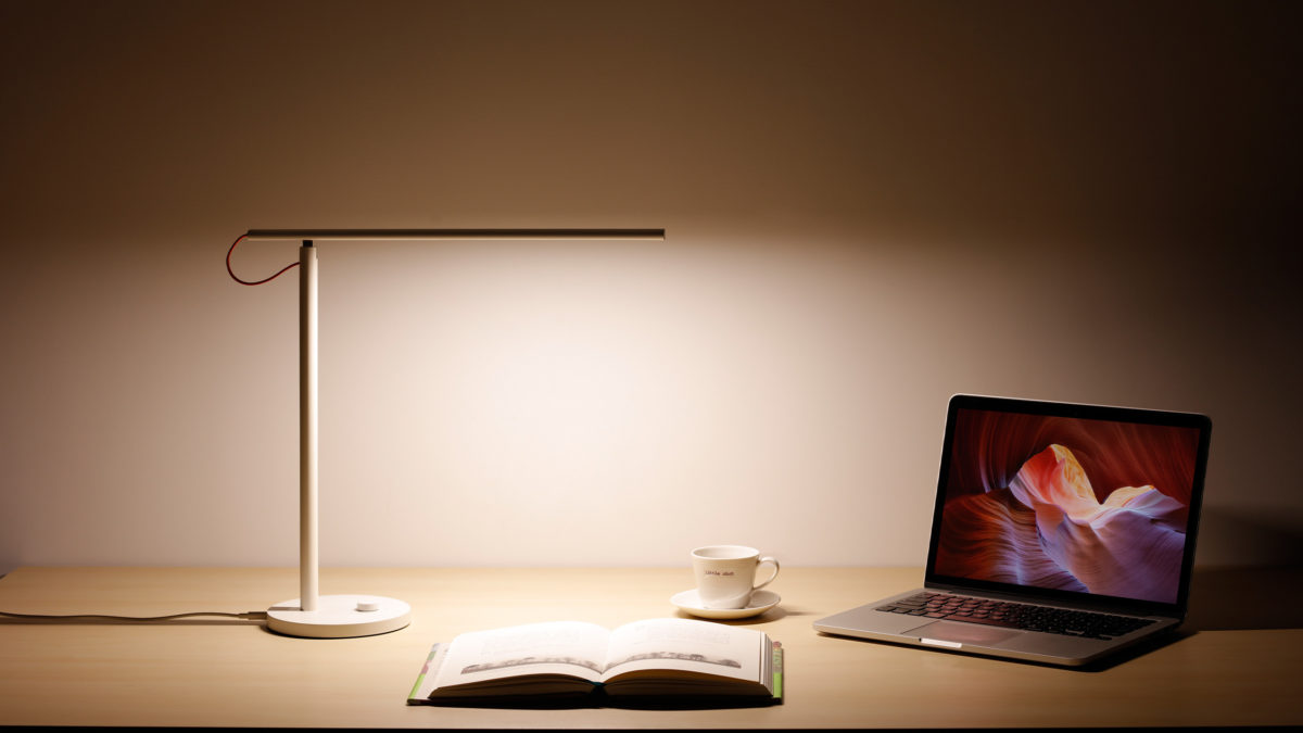 Xiaomi Mijia Smart LED Desk Lamp Test