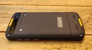 AGM X1 mini - Back