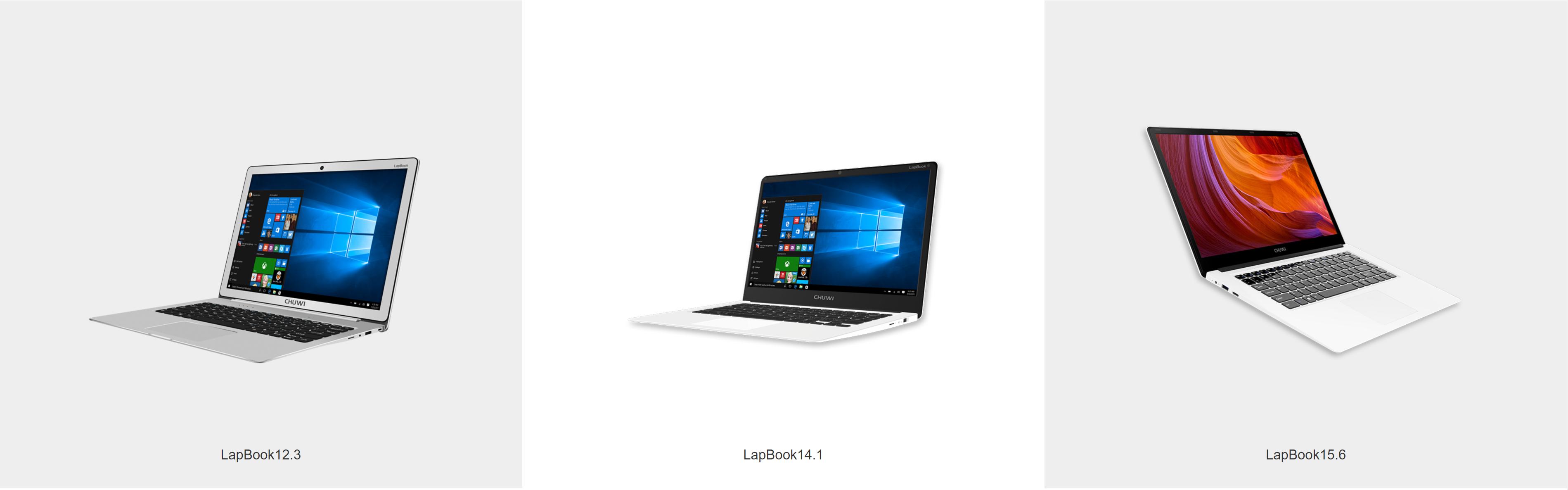 Chuwi Lapbook 12.3 14.1 15.6 Test Testbericht