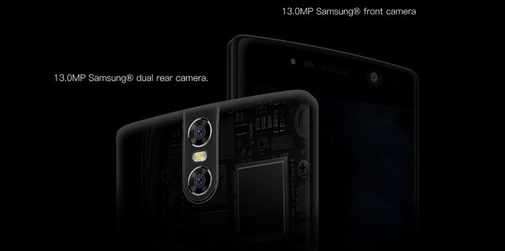 Doogee BL7000 Dual Kamera