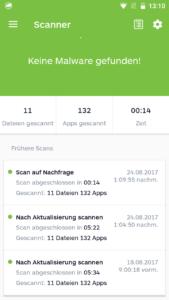 Doogee X30 Viren Spam Malware
