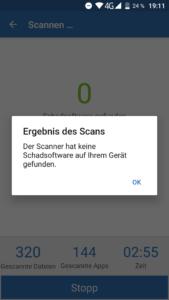 Elephone P8 Malwarebytes