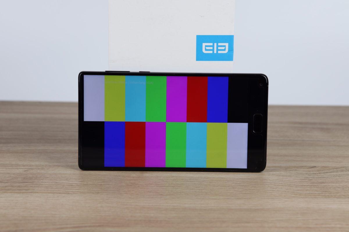 Elephone S8 Display 2