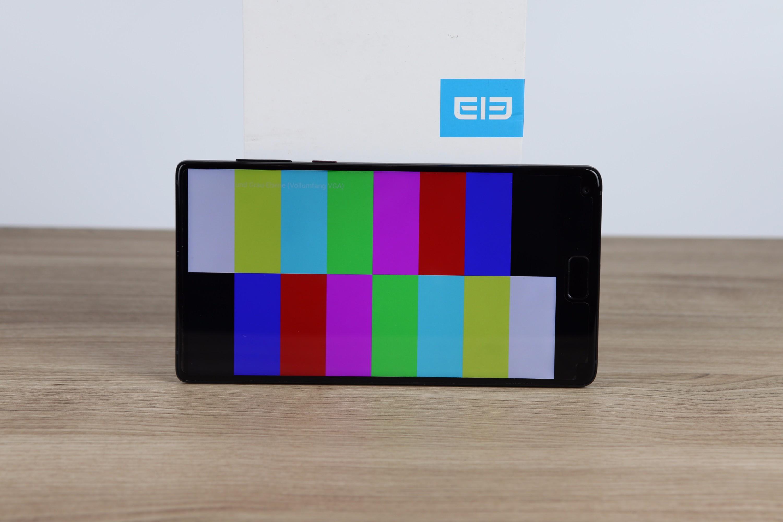 Display Elephone P8