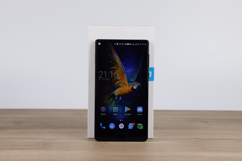 Elephone S8 Display 3
