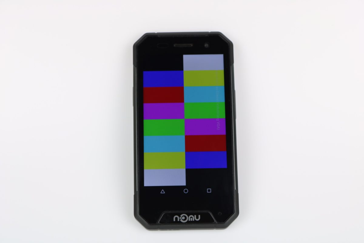 Nomu S30 Mini Display 4