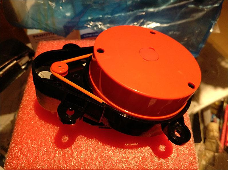 xiaomi mi vacuum robot lds reparatur5
