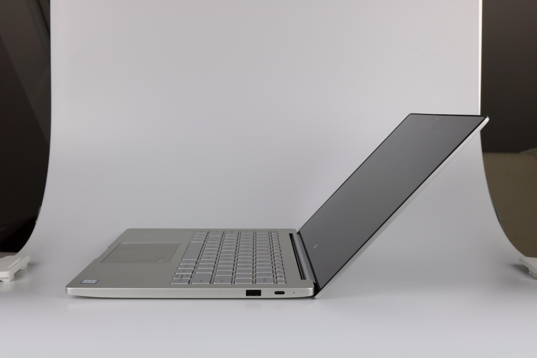 Xiaomi Mi Notebook 13.3 Öffnungswinkel