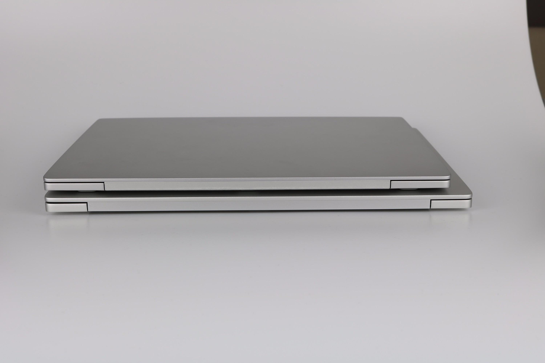 Xiaomi Mi Notebook Größenvergleich 12.5 13 1