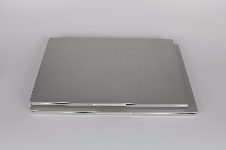 Xiaomi Mi Notebook Größenvergleich 12.5 13 2