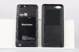 Blackview A7 Backcover
