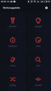Meizu m6 note Flyme OS EInstellungen 4