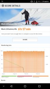 Ulefone S8 Pro Benchmarks 3
