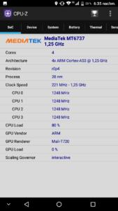 Ulefone S8 Pro Benchmarks 7