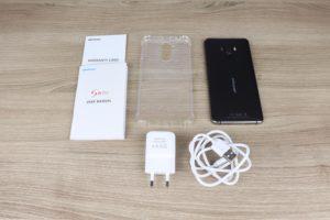 Ulefone S8 Pro Testbericht Lieferumfang