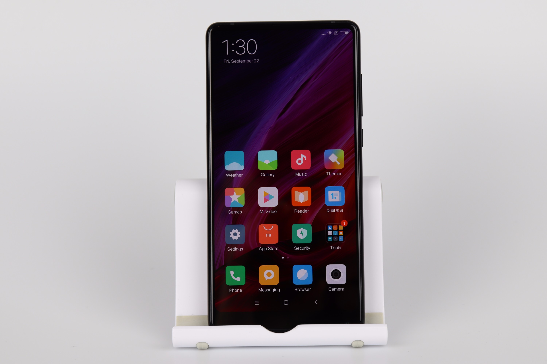 Xiaomi Mi Mix 2 with MIUI