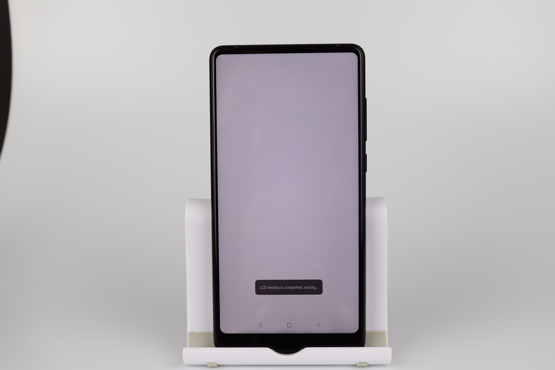 Xiaomi Mi Mix 2 Displayränder 2