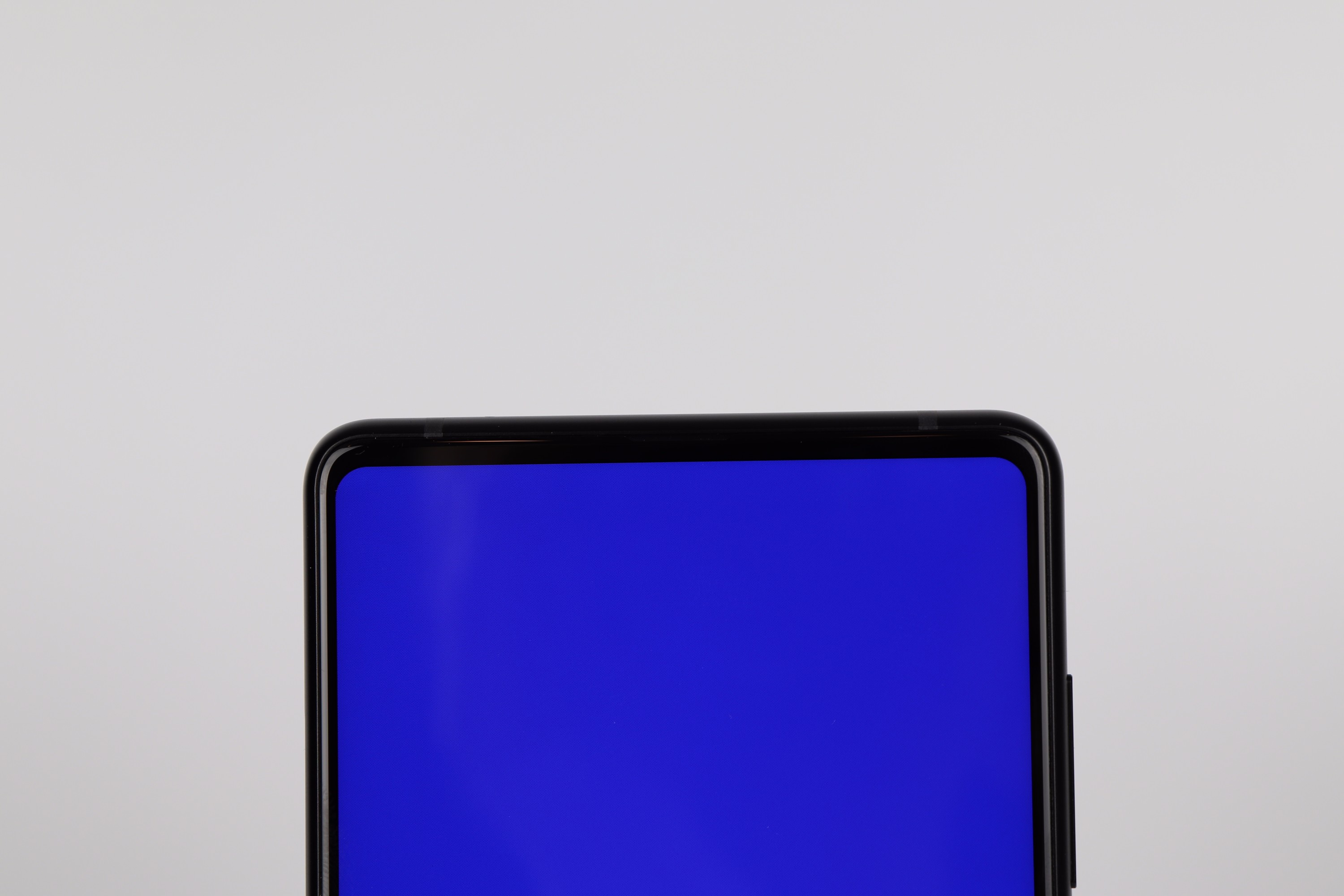 Xiaomi Mi Mix 2 Display Color test