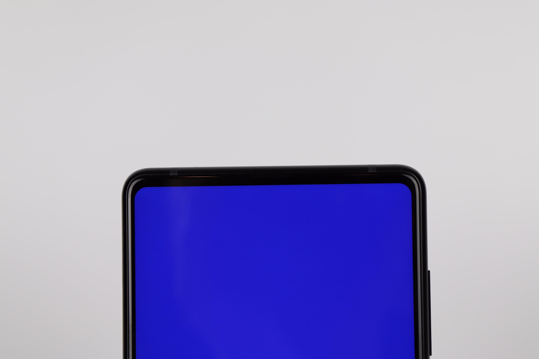 Xiaomi Mi Mix 2 Displayränder 3