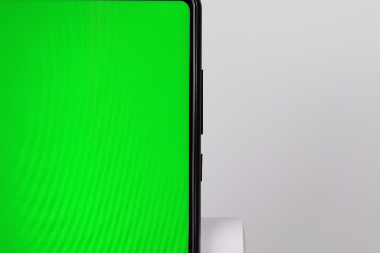 Xiaomi Mi Mix 2 Display Color test