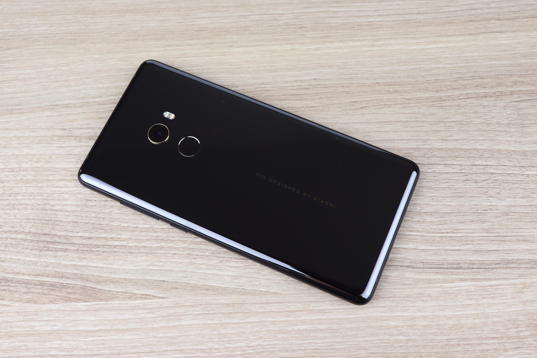 Xiaomi Mi Mix 2 back 2