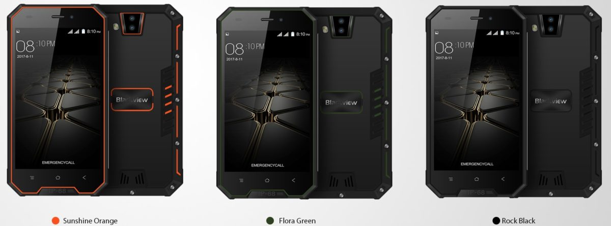 Blackview BV 4000 4