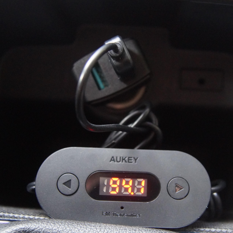 Roidmi FM Transmitter - So verbindet man sein Smartphone mit dem Auto