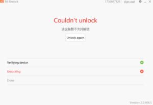 UNLOCK Mi 5x und Redmi Note 5a gesperrt.PNG