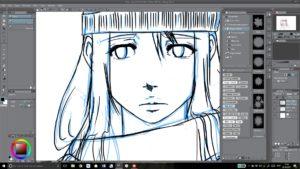 Ugee Grafikdisplay 02 mit Manga Studio 300x169