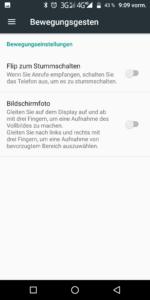 Vernee Mix 2 VOS Funktionen 1
