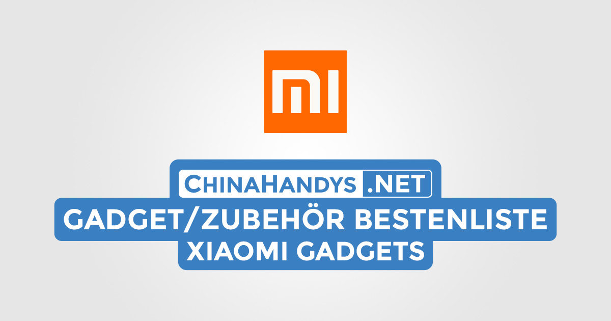 bestenlisten xiaomi gadgets banner
