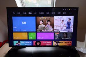 Bildanleitung Xiaomi TV 4A englisch 1