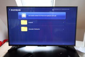 Bildanleitung Xiaomi TV 4A englisch 4