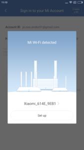 Xiaomi Mi WIFI Router einrichten 9