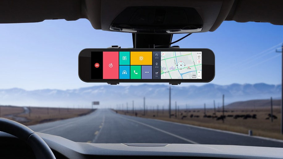 Xiaomi 70 Steps Smart Rearview 6