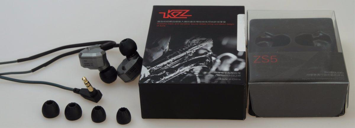 KZ ZS5 1 1