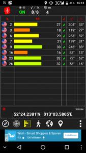 Leagoo M8 Pro GPS