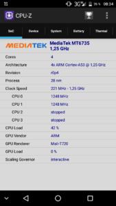 Leagoo M8 Pro Hardware
