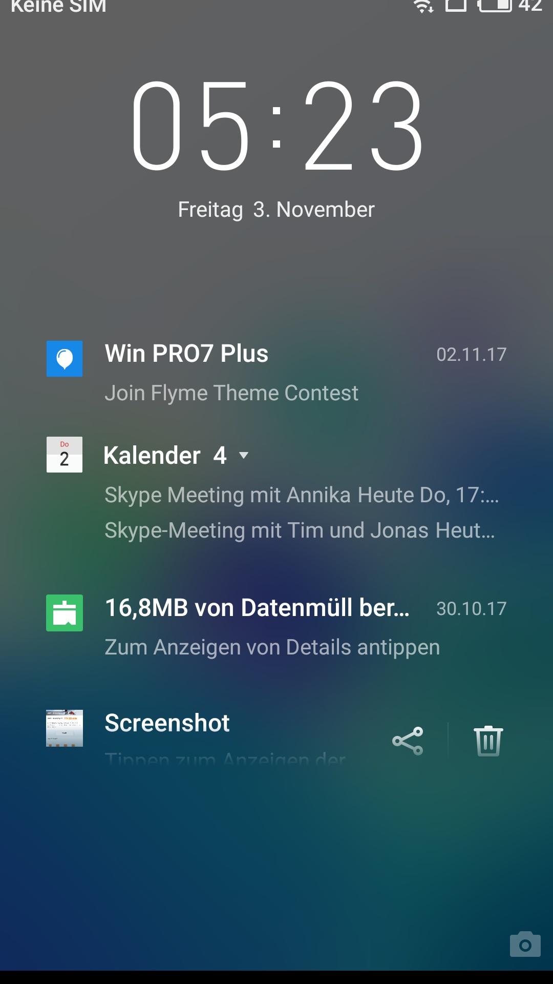 Meizu Pro 7 FlyemeOS 3
