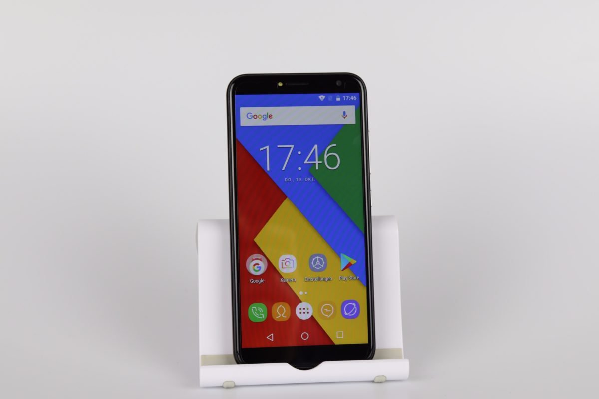 Oukitel C8 Display 1