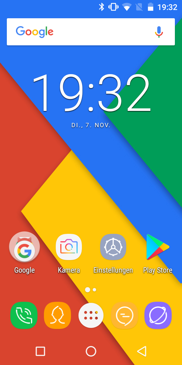 OukitelC8 Android1