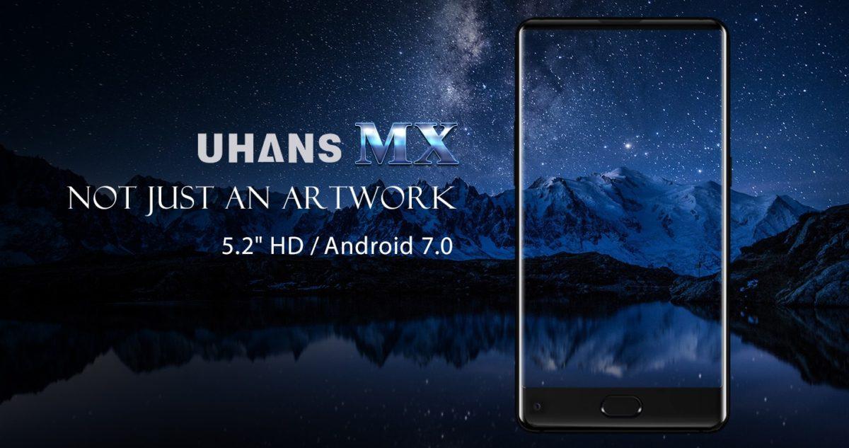 Uhans MX 2