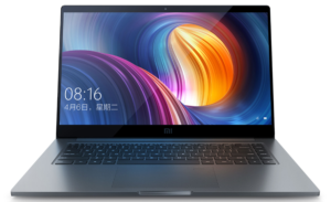 Xiaomi Mi Notebook Pro Titel