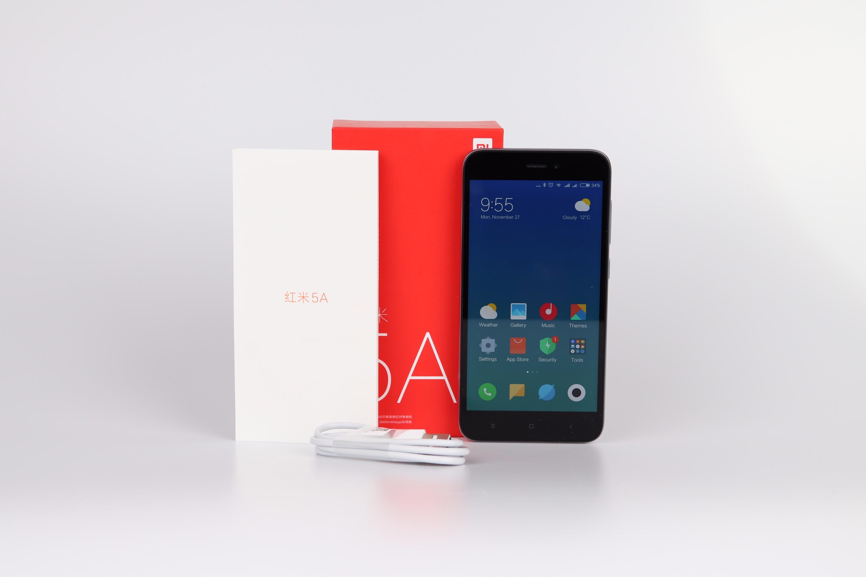 Xiaomi Redmi 5a Lieferumfang