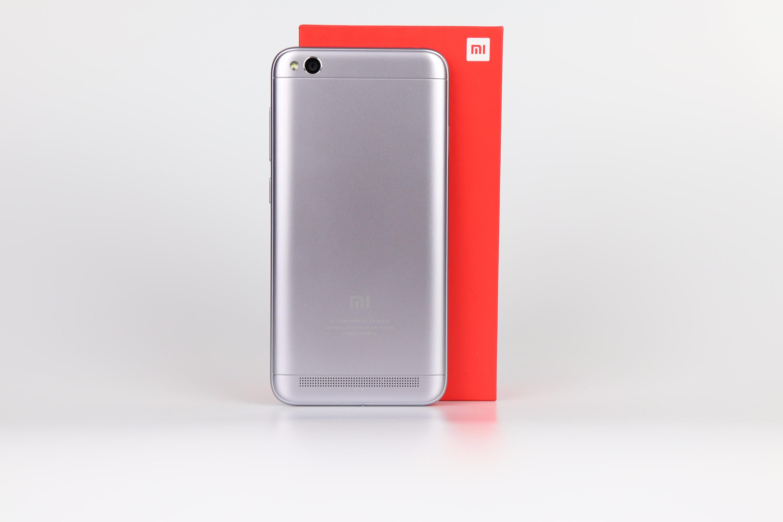 Xiaomi Redmi 5a Rückseite
