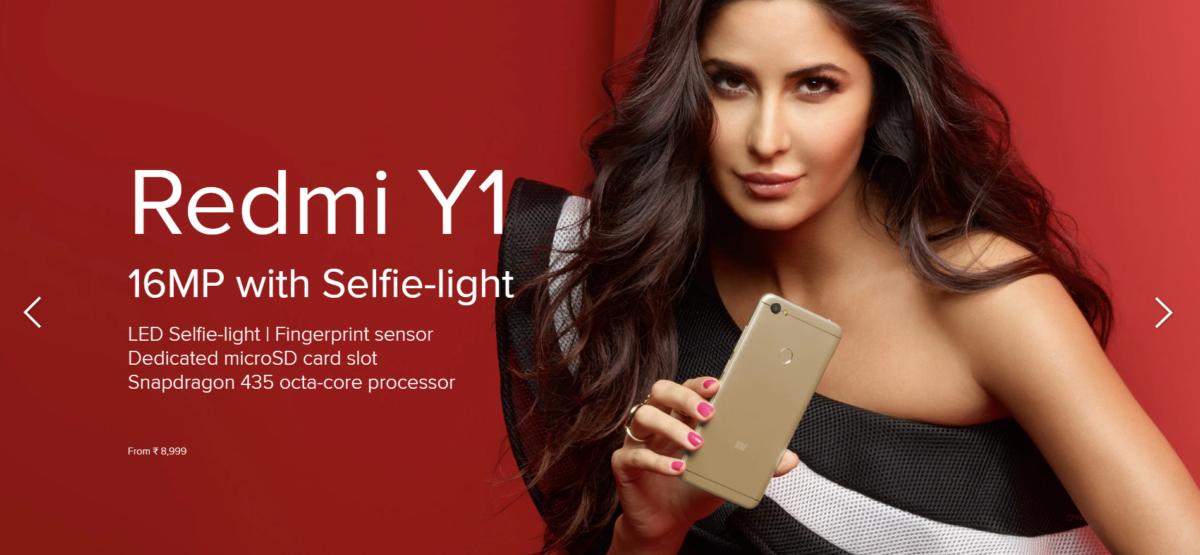 Xiaomi Y1 und Y1 lite Testbericht Test
